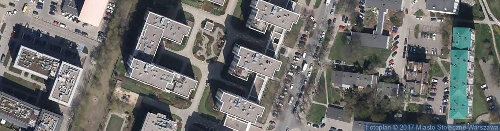 Zdjęcie satelitarne Mostostal Export S.A.