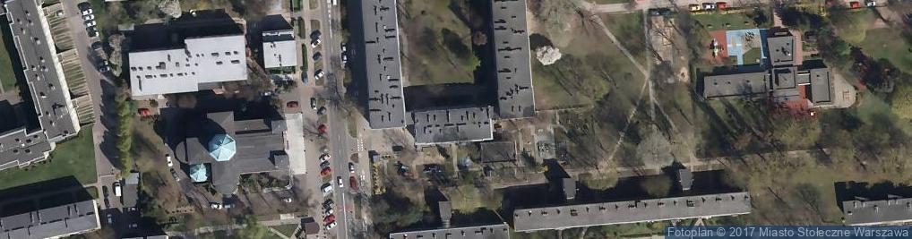 Zdjęcie satelitarne Union Finance