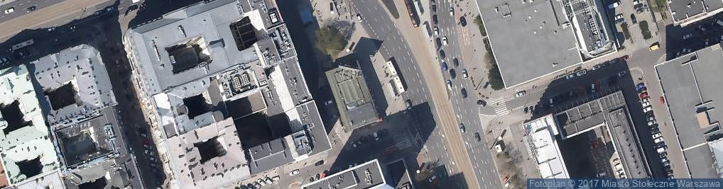 Zdjęcie satelitarne Cepelia