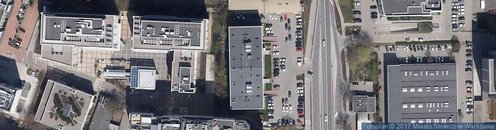 Zdjęcie satelitarne PATRON SERVICE Sp. z o.o.