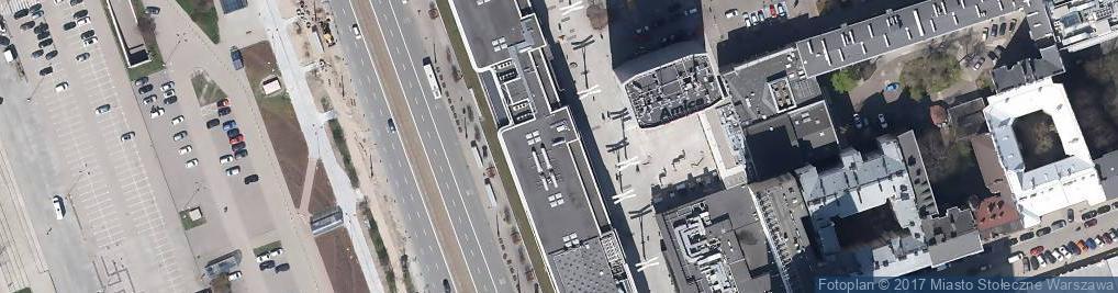 Zdjęcie satelitarne Cabaret Pod Samowarem