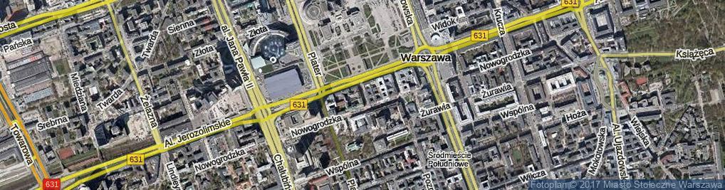 Zdjęcie satelitarne Pankiewicza Jana ul.