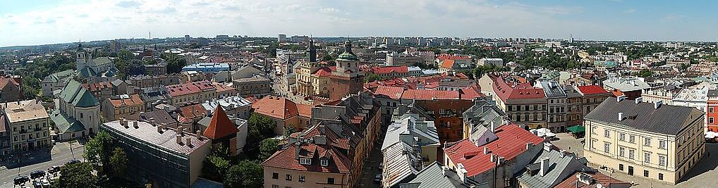 Zdjęcie w galerii Lublin na mapie Targeo nr 1