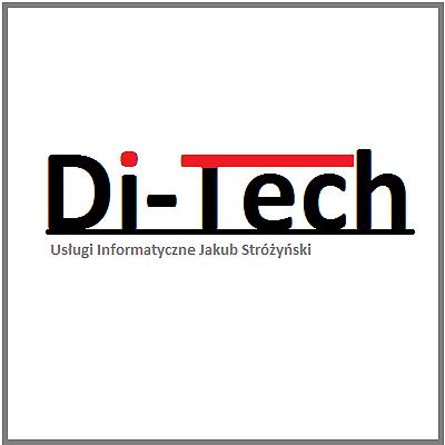 e64185a56db592 Di-Tech Usługi Informatyczne Sklep i Serwis Komputerowy 72-600 ...