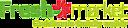 Logo - Freshmarket, ul. Sobieskiego 16, Luboń 62-030, godziny otwarcia