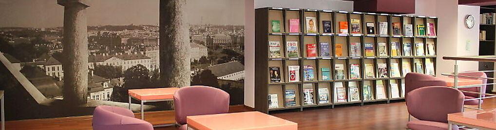 Zdjęcie w galerii Pedagogiczna Biblioteka Wojewódzka im. KEN w Warszawie nr 2